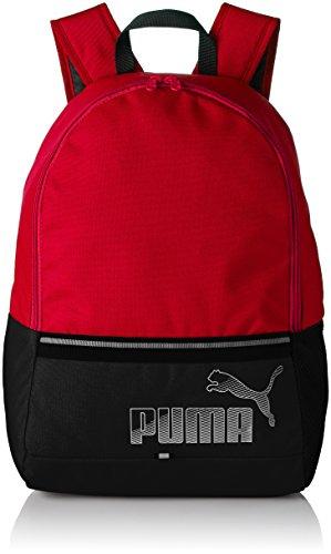 Mochila Phase II Puma, Unisex, PUMA Phase Backpack II, Toreador-puma Black, OSFA
