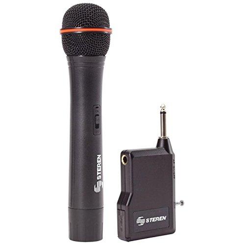 Microfono Inalam/Alambrico C/Receptor