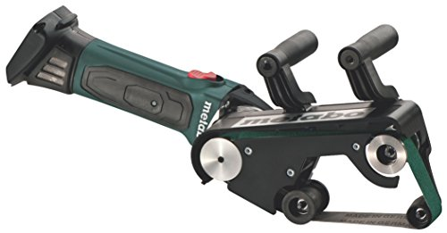 Metabo RB 18 LTX 60 BARE 18V Pipe/Rail Belt Sander/Finisher Bare, Green/Black
