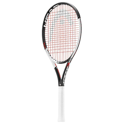 Head Graphene Touch Speed Lite Raquetas de Tenis, Hombre, Blanco/Rojo, U10