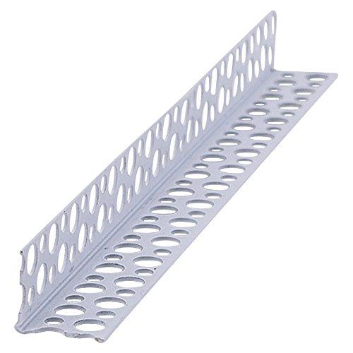 PVC Eckwinkel Trockenbau Eckschutzprofil Eckprofil 1x 1,25m