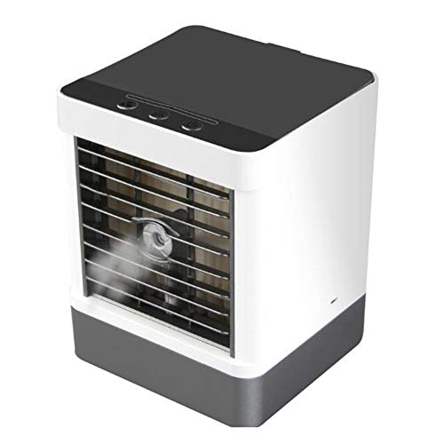 XLY Aire Acondicionado, Refrigerantes De Automóviles Ambientadores Portátiles De Colores Automóvil Personales Enfriador De Aire De Aire Acelera Colores En Casa Habitación De Aire Más Frío,1