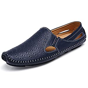 VJ(JP) [ウィッ・ジェイ] V.J サンダル カジュアルシューズ スリッポン モカシン シューズ ドライビングシューズ shoes KS8503-lan-26.0cm