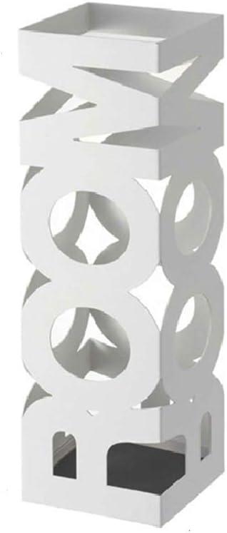 GWDJ Umbrella [Alternative dealer] Stand Metal Umb Shape Rack Bargain Letter