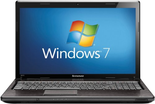Lenovo G570 15.6 inch Laptop - Black (Intel Core i5 2350 2.30GHz, 4Gb RAM, 500Gb HDD, DVDRW, LAN, WLAN, Webcam, Windows 7 Home Premium 64-Bit)