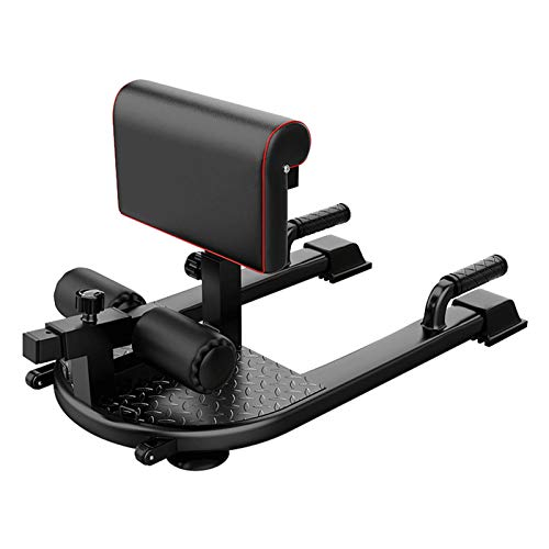 ZMJ Luxury Multifunctional Deep Sissy Squat Bench Leg Extension Leg Curl Curl Machine Home Gym Workout Station Adjustable Fitness Equipment