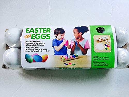 D.I.Y. EASTER EGGS 12 COUNT