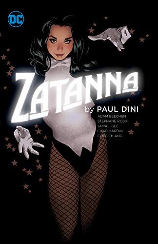 Zatanna by Paul Dini TP