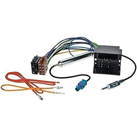 Red Wolf Kabelbaum Cinch Adapter Rca Rgb Kabel Für Elektronik