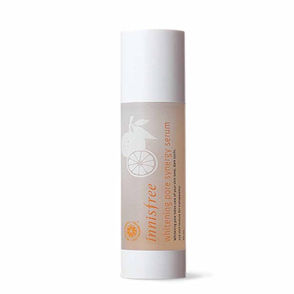 グラフメニューテープイニスフリーホワイトニングポアシナジーセラム50ml Innisfree Whitening Pore Synergy Serum 50ml[海外直送品][並行輸入品]