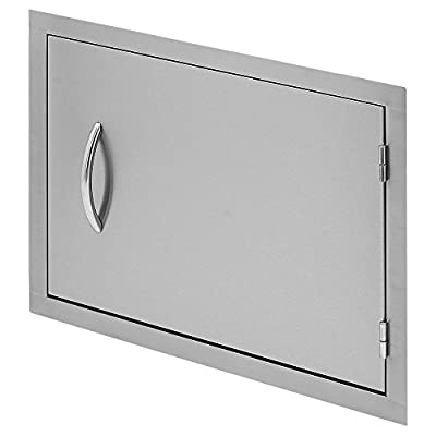 "Cal Flame BBQ07841P-27 27"" Access Door Horizontal"
