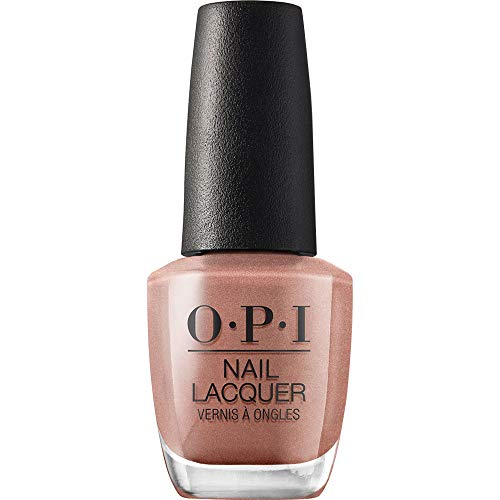 OPI Nail Lacquer, Made It To the Seventh Hill!, Pink Nail Polish, Lisbon Collection, 0.5 fl oz