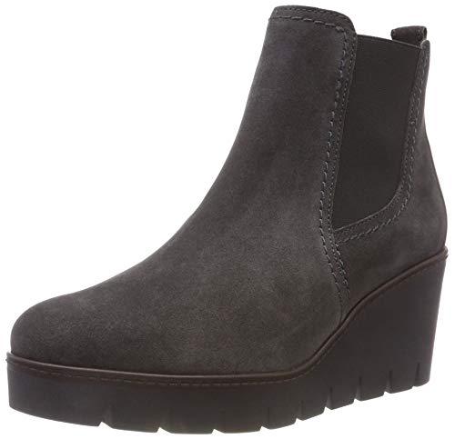 Gabor Shoes Damen Jollys Stiefeletten, Grau (Pepper (Cognac) 19), 38.5 EU