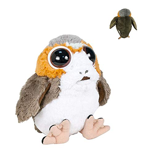 Play by Play Peluche Porg Episodio VIII(760016416)
