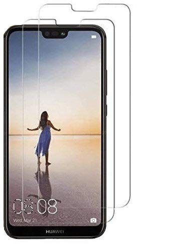 【2枚セット】Huawei P20 Lite/Huawei Nova 3E ガラスフイルム 強化ガラスフィルム フィルム 日本旭硝子製 液晶保護フィルム 画面保護 ガラスカバー 極薄0.33mm 高透過率 耐指紋 撥油性 2.5D ラウンドエッジ加工 業界