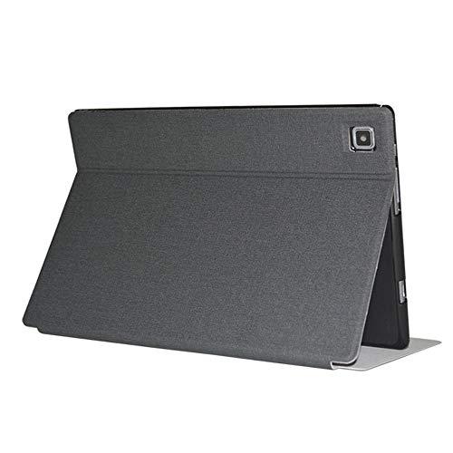 Zshion Teclast P20HD/Teclast M40 タブレット ケース スタンド機能付き 保護ケース 薄型 超軽量 全面保護型高級スマートカバー (ブラック)