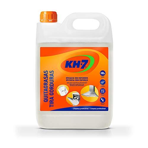 KH-7 Desengrasante - Garrafa 5000 ml