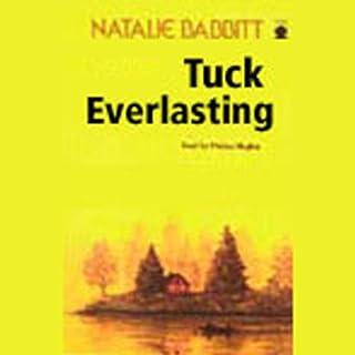 Tuck Everlasting audiobook cover art