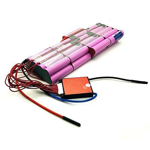 48V 9Ah für BionX 3582-C11297435 3582-M11300027 Wisper Akku Li-Ion E-Bike Elektrofahrrad zur Selbstmontage Batterie