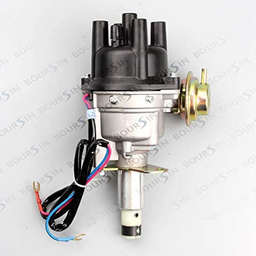 Ignition Distributor Inexpensive Very popular! Assy For Datsun D21 720 Ca Nomad 510 Pickup