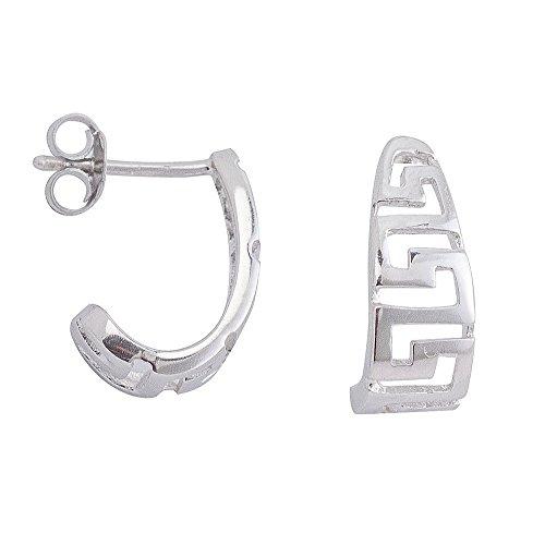 Bijoux pour Tous – Pendientes para mujer – Plata 925 – 133935