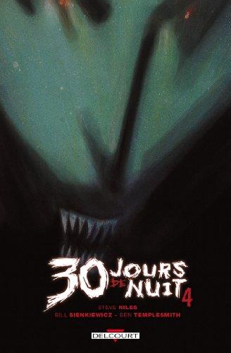30 jours de nuit T04 : Au-delà de Barrow