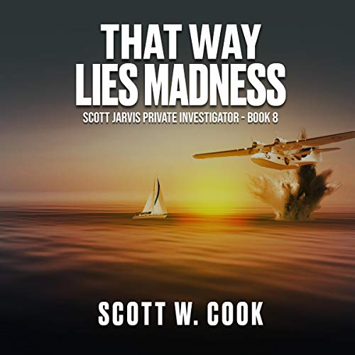 That Way Lies Madness cover art
