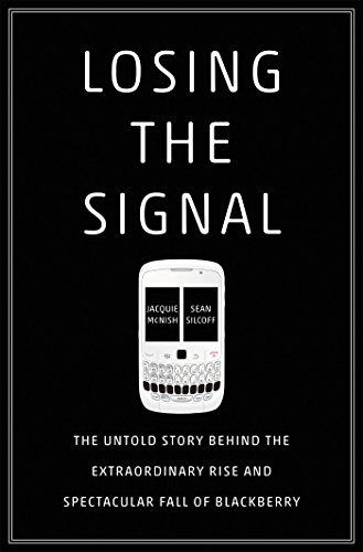 McNish, J: Losing the Signal