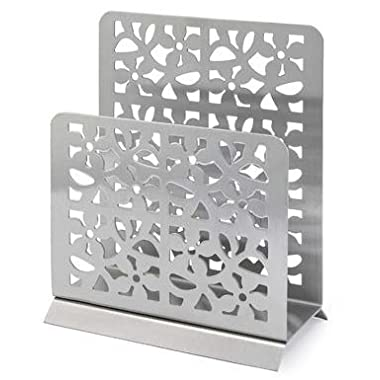 Wedding Gift Boxed Modern Napkin Holder Stainless Steel