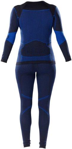 PEARL Sports Thermowäsche: Damen-Thermo-Funktionsunterwäsche mit Kompression, Gr. M (Thermo Unterwäsche Damen)
