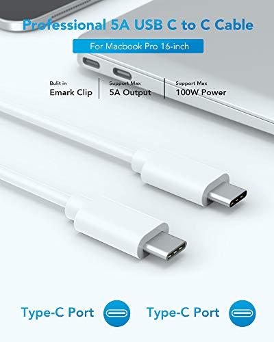 Tissyee 30W USB C Power Adapter