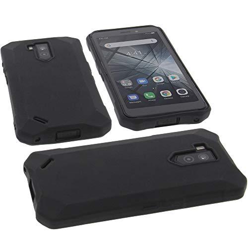 foto-kontor Custodia per cellulari Ulefone Armor X5 / Armor X5 PRO in Gomma TPU di Colore Nero