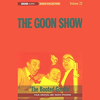 The Goon Show, Volume 22 cover art