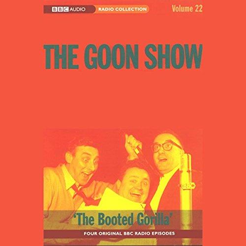 The Goon Show, Volume 22 cover art