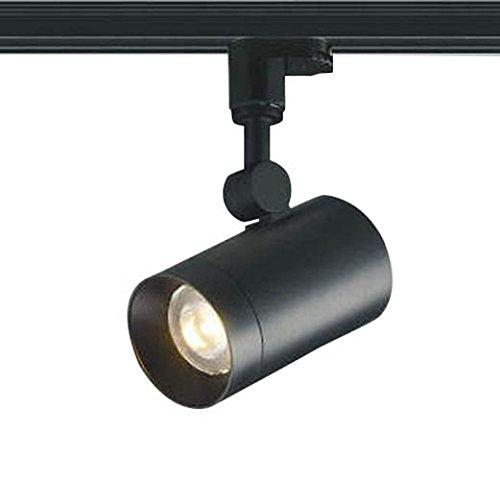 コイズミ照明 スポットライト 調光 プラグ 拡散 黒色 AS38216L