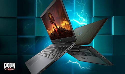 Product Image 3: 2020 Flagship Dell G5 15 Gaming Laptop 15.6″ FHD Display 10th Gen Intel Hexa-Core i7-10750H 64GB DDR4 1TB PCIe SSD 1TB HDD 4GB GTX 1650 Ti Backlit Thunderbolt HDMI Win 10 + iCarp Wireless Mouse