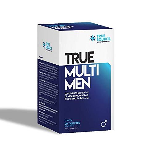 True Multi Men (90 caps) - Único, True Source