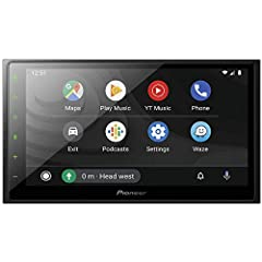 6.8 in. WVGA capacitive touchscreen 800 x 480 resolution 16:9 aspect ratio Customizable, multicolor display and illumination settings Multi-language menu