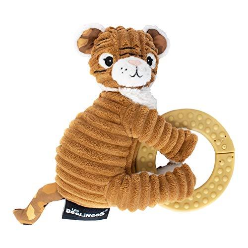 Anneau de dentition Spéculos le tigre - Les Déglingos