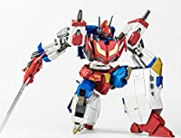 Irontrans Star Blaxde IR-V01X POM 変形戦士 MP おもちゃ 合金あり 第1弾