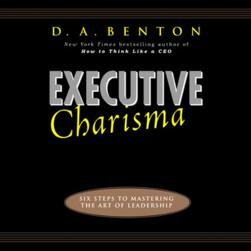Executive Charisma cover art