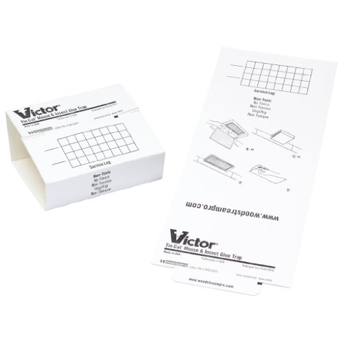 Victor Tin Cat Glue Boards M309 - CASE (72 boards)
