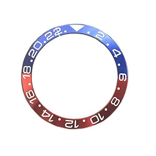 zhangxia caja del reloj para Rolex acero inoxidable buceo reloj caso accesorios