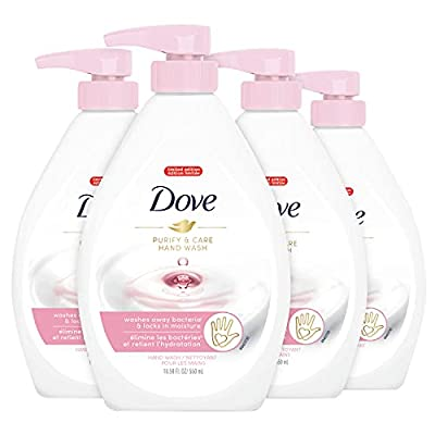 Dove Hand Wash Hygiene