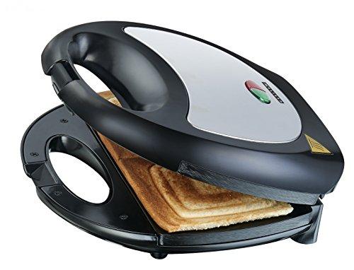 Melissa 16240075 Sandwich-Maker Toaster Sandwichtoaster Sandwichmaker Back-Automat