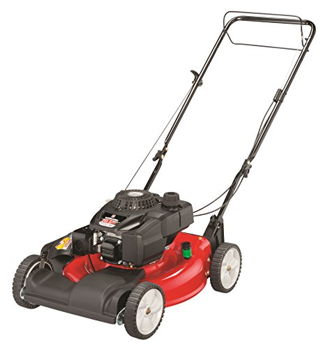 Yard Machines 159cc 21-Inch Self-Propelled Front-Wheel Drive Gas Lawn...
