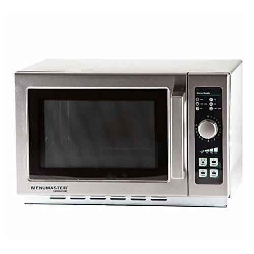 menumaster rcs511dse comercial apta para microondas, 1100W