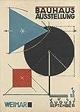 Vintage Bauhaus die 1923Bauhaus Ausstellung von Herbert