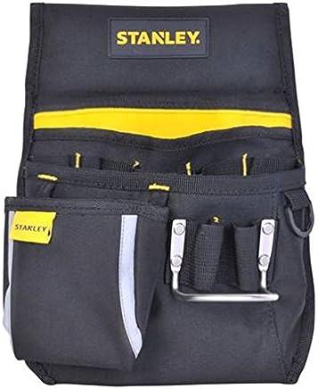 """Stanley STST511324, Bolsa para Ferramentas 12"""", Amarelo/Preto"""