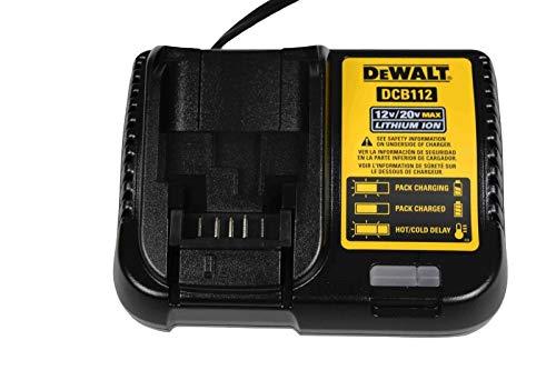 DEWALT 20V MAX Battery Charger (DCB112)